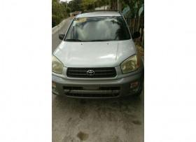 Jeepeta Toyota RAV-4 2003