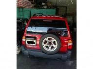 Jeepteta chevrolet tracker 2002 en condiciones