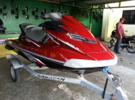 Jet Ski Yamaha 2012 Super Charged 1800 Recibo Motocross