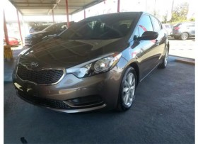 KIA FORTE AUTOMATICO FULL POWER 2014