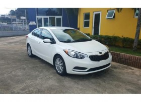 KIA FORTE LX AROS AUT 2016 FULL EQUIPMENT