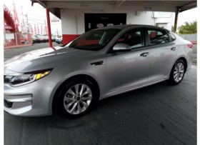 KIA OPTIMA 2016 EXTRA CLEAN