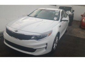 KIA OPTIMA 2016 PERFECTAS CONDICIONES IMPORT