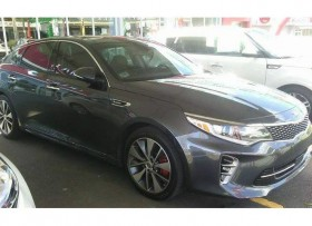 KIA OPTIMA TURBO 2016
