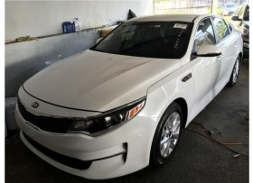 KIA Optima La bestia