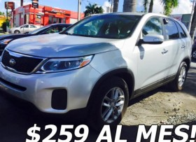 KIA SORENTO 3 FILAS LIKE NEW