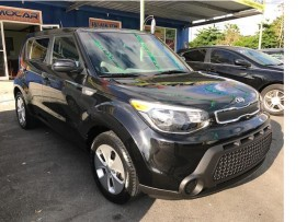 KIA SOUL 2014 IMP FULL POWER COMO NUEVA