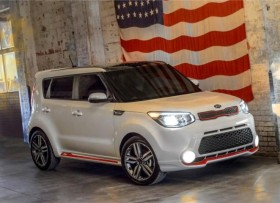 KIA SOUL MATE RED EDITION 2016 BLANCAROJA