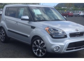 KIA SOUL PLAYER 2013 IMPORTADA