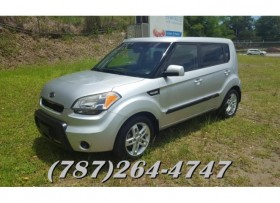 KIA SOUL WAVE DUB EDITION 2011