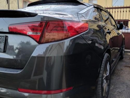 Kia K5 Gris Oscuro Aros 19 Nuevo Uso Personal