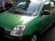 Kia Picanto 2007 Verde