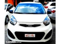 Kia Picanto 2013 blanco