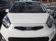 Kia Picanto L X 2014