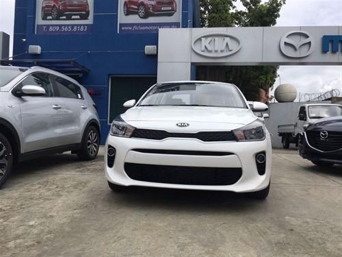 Kia Rio EX 2018