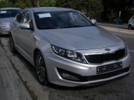 Kia k5 2011 impecable recien importado