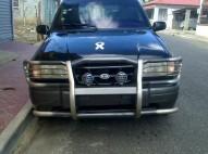 Kia sportage 2001 ex negra 4x4