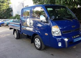 Kia Bongo doble cabina recien importado
