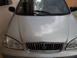 Kia Carens 2002 super carros