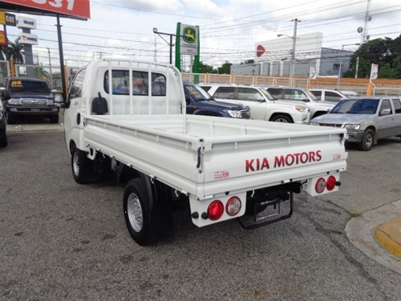 Kia K-2700 2016