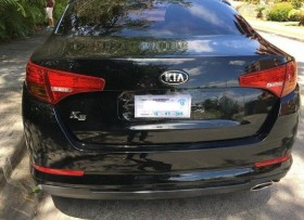 Kia K5 2013 NUEVO privado no taxi