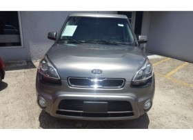Kia Soul2012 -EXCLAMATION EDITION