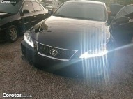 LEXUS IS 250 2007 OPORTUNIDAD