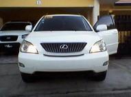 LEXUS RX 330 2005 blanco perla
