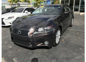 LEXUS GS350 PRIMIUM PACKAGE 2013