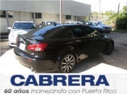 LEXUS IS F V82009 en Oferta