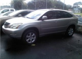 LEXUS RX330 2004 EXCELENTE ALTERNATIVA
