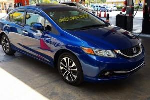 LIQUIDO Honda CIVIC EX 2013 FULL Rec Importado