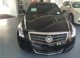 LIQUIDO 2013 Cadillac ATS0 MILLAS