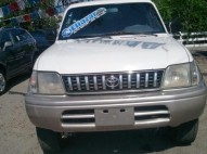 Land Crusier Prado 1999 Blanco