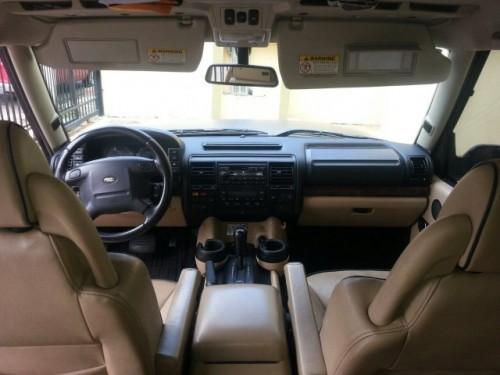 Land Rover Discovery 2003 Excelente condiciones