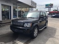 Land Rover Discovery 4 2010