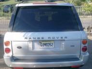 Land Rover Range Rover HSE 2004