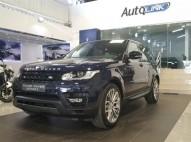 Land Rover Range Rover HST Sport Dynamic 2016