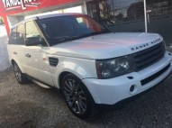 Land Rover Range Rover Sport HSE 2007