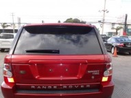 Land Rover Range Rover Sport HSE 2008
