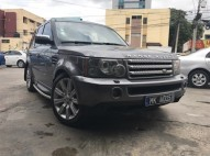 Land Rover Range Rover Sport HSE 2008