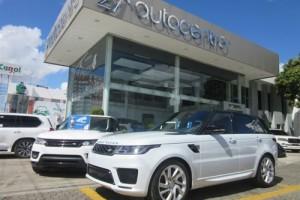 Land Rover Range Rover Sport HSE DYNAMIC 2019