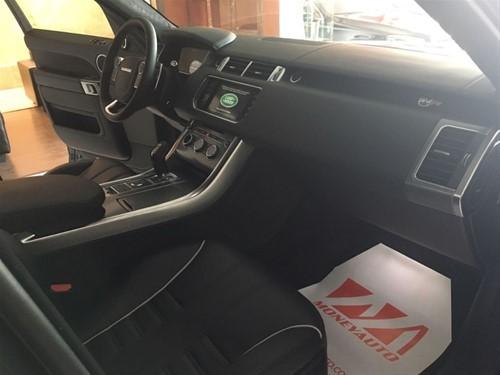 Land Rover Range Rover Sport SVR SuperCharge 2018