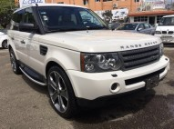 Land Rover Range Rover Sport SuperCharge 2009
