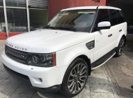 Land Rover Range Rover Sport SuperCharge 2011