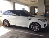 Land Rover Range Rover Sport SuperCharge 2014