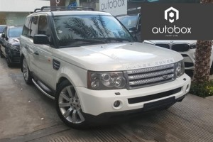Land Rover Range Rover SuperCharge 2006