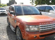Land Rover Range Rover SuperCharge Limited Edition 2006