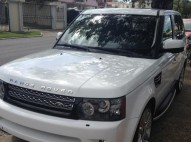 Land Rover Range Rover SuperCharge Limited Edition 2012