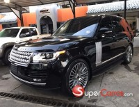 Land Rover Range Rover SuperCharge Limited Edition 2014